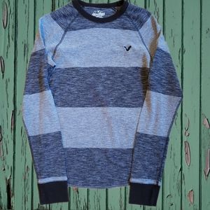 American Eagle Heritage Thermal Charcoal Gray